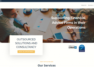 Adviser Outsourcing